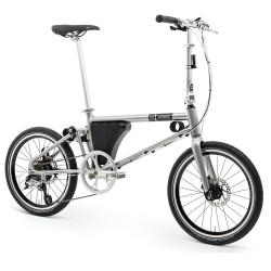 Vélo électrique Pliant AHOOGA -...