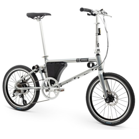 Folding electric bicycle AHOOGA - Essential