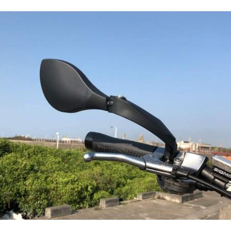 Rétroviseur de Guidon de vélo en Verre HD
