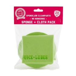 Juice Lubs - kit Nettoyant éponge