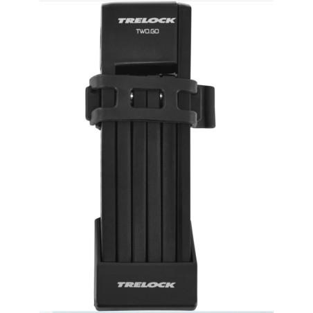 Antivol pliable avec clé Trelock FS 200 TWIN GO 75 cm