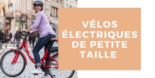 Vélo électrique petite taille