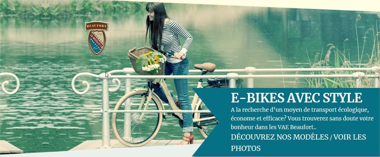 Vélo électrique Beaufort