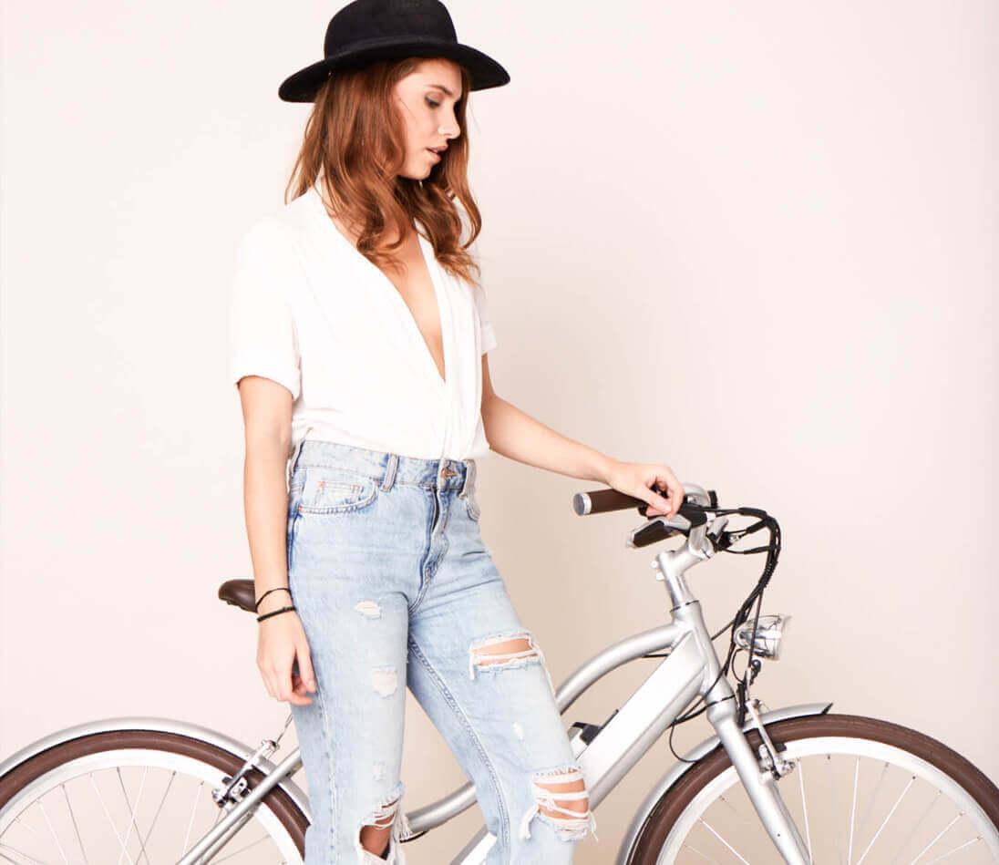 Vélo électrique Lutece Bike